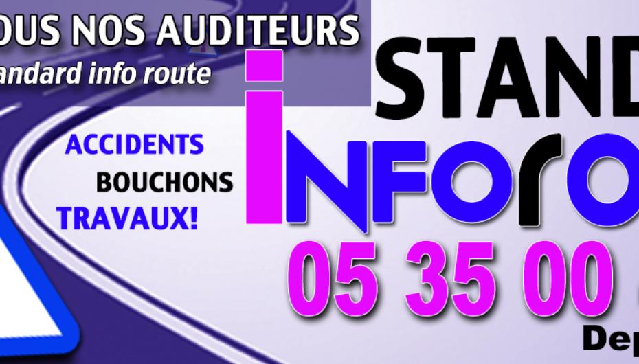 Standard Info Route
