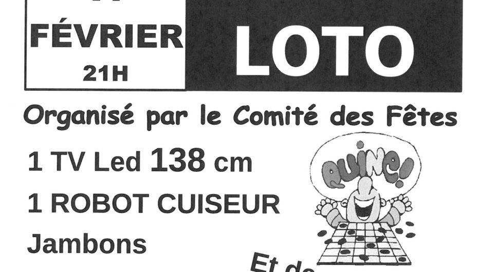 Soirée Loto à Séreilhac (87)