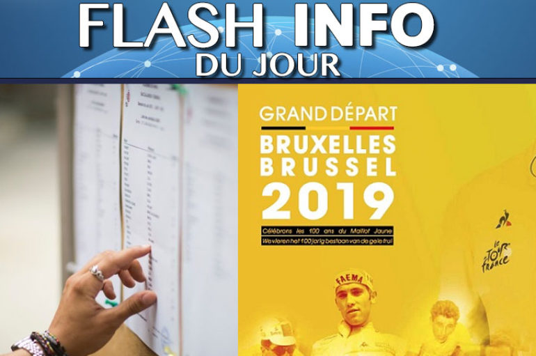 Flash info 05 juillet