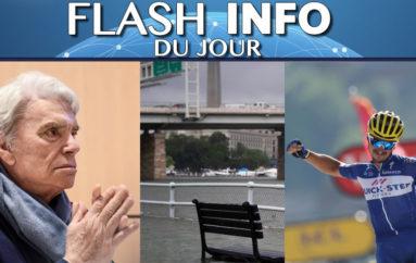 Flash info 09 juillet