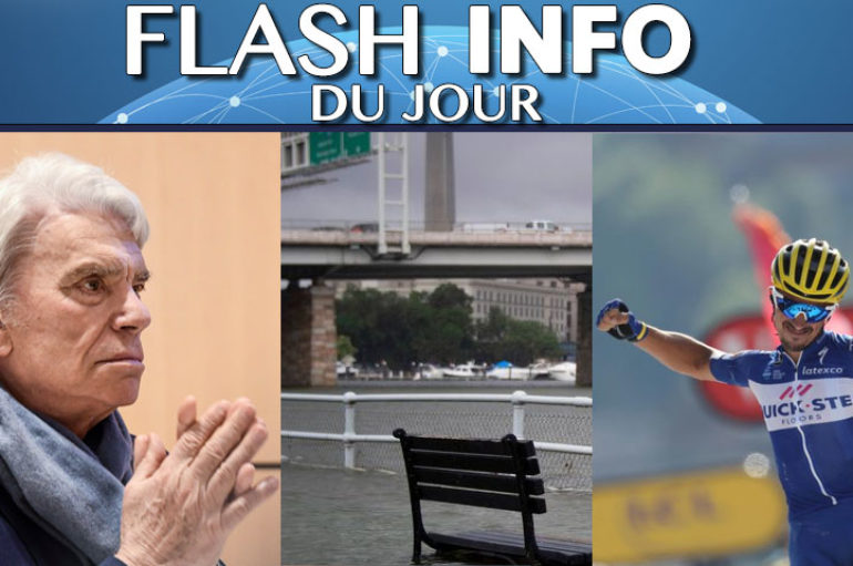 Flash info 09 juillet