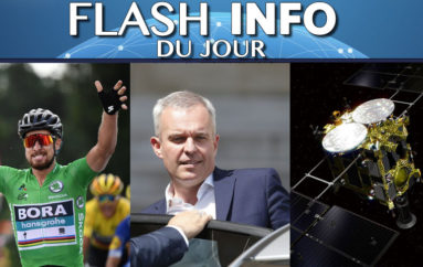 Flash info 11 juillet