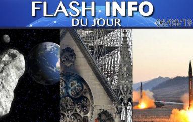 Flash info 06 août
