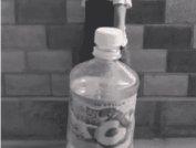 Illustration bottle cap chalenge - Capture d'ecran instagram - Photo de profil de tenderlybek